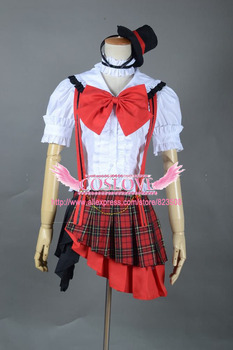 2017 LoveLive! okul Idol Projesi Nishikino Maki Performans Cosplay Kostüm Custom Made