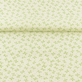 News BOOKSEW fabric Green Bows Pattens Sewing Patchwork Cotton Fabric Decorations Quilting Bedding Dress kids bedding textile